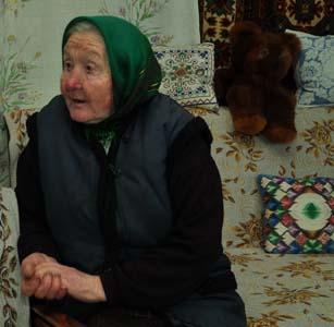 Nina Ignatievna Tatur.