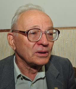 Петр Михайлович Чубаков.