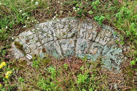 Хотимское еврейское кладбище.
