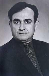 Матвей Григорьевич Сахрай.