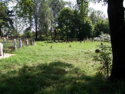 Еврейское кладбище в Климовичах.