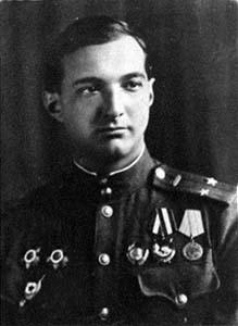 Полковник Вениамин Миндлин.