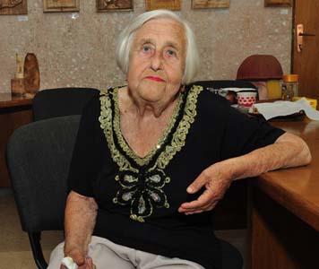 Ida Borisovna Kurbatskaya.
