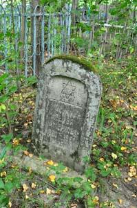 Еврейское кладбище Краснополья.