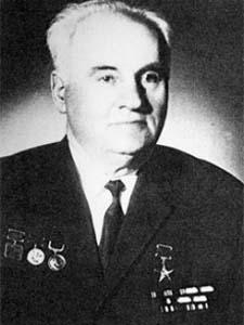 Арон Маркович Гиндин.