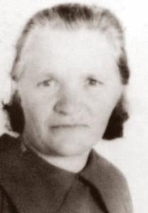 Anna Ignatievna Karnaukhova.