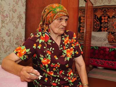 Прасковья Евтихьевна Запекина.