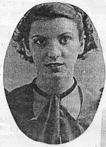 Сарра Левина.