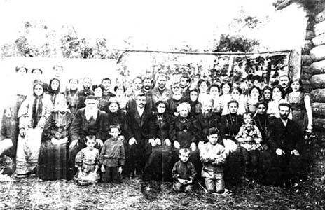 Семья Позиных.