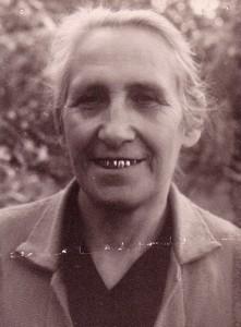 Тетя Пая.