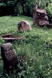 Старое еврейское кладбище.