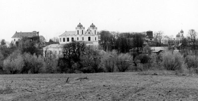 Панорама Мстиславля.