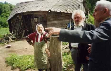 Е. Муравьев, М. Литвер.