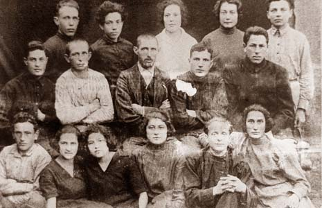 Еврейский драмкружок. 1926 г.
