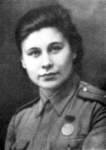 Анастасия Бородкина.