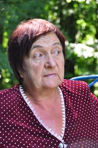 Валентина Яковлевна Федина.