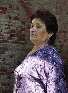 Valentina Alekseyevna Razdiolina.