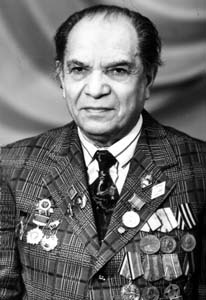 Naum Alterovich Tseitlin.