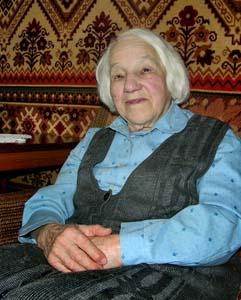 Galina Grigorievna Chernyh.