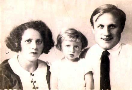 Семья Дервановых.