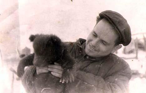 Семен Дудкин.