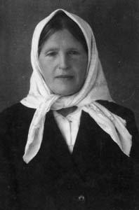 Mavra Mitrofanovna Artemieva.