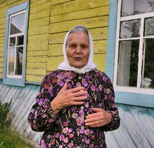 Наталья Петровна Цирюльникова.