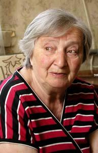 Ася Борисовна Цейтлина.
