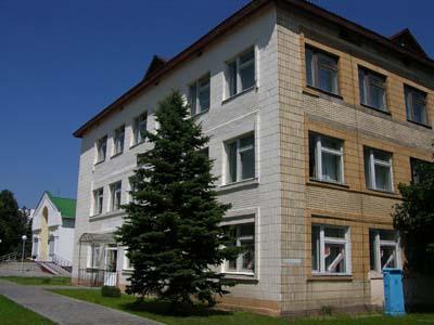 Место, где в деревянном доме находилось еврейское гетто.