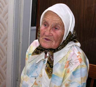 Надежда Николаевна Бибикова.