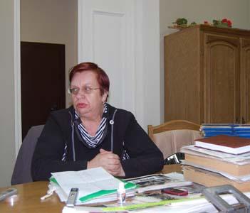 Наталья Михайловна Морозова.