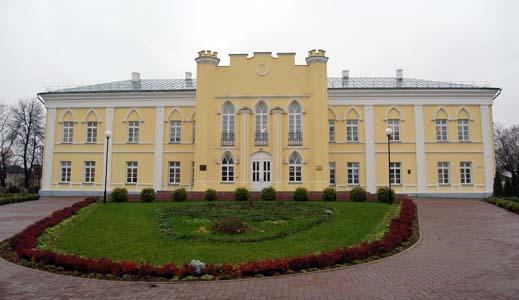 Дворец князя Потемкина.