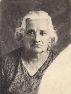 Баршай-Геллер Сара Израилевна.