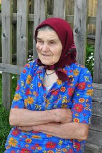 Меланья Федоровна Пыркина.